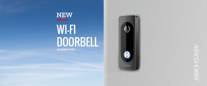 Hikvision Launches New Video Doorbell Camera | Hikvision ...