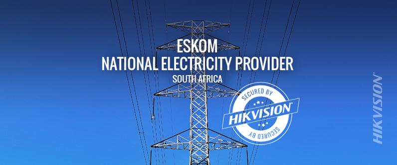 Hikvision Secures South Africa's Eskom   Hikvision Canada