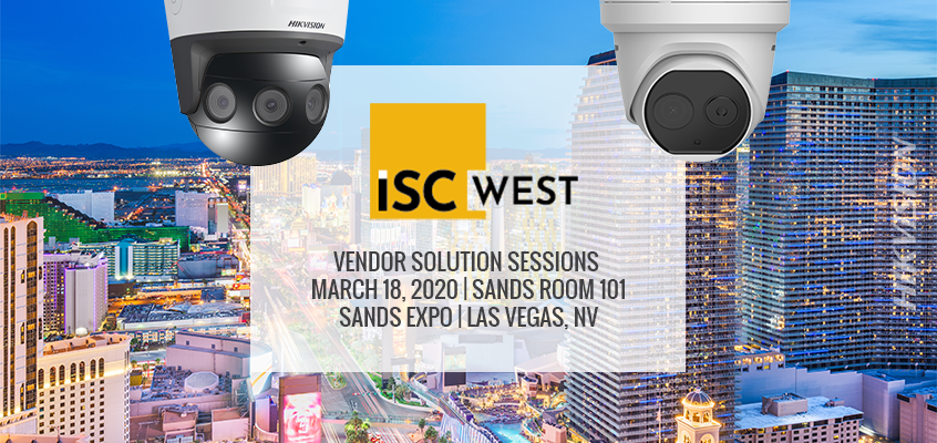 Hikvision HikWire blog article ISC West Vendor Sessions
