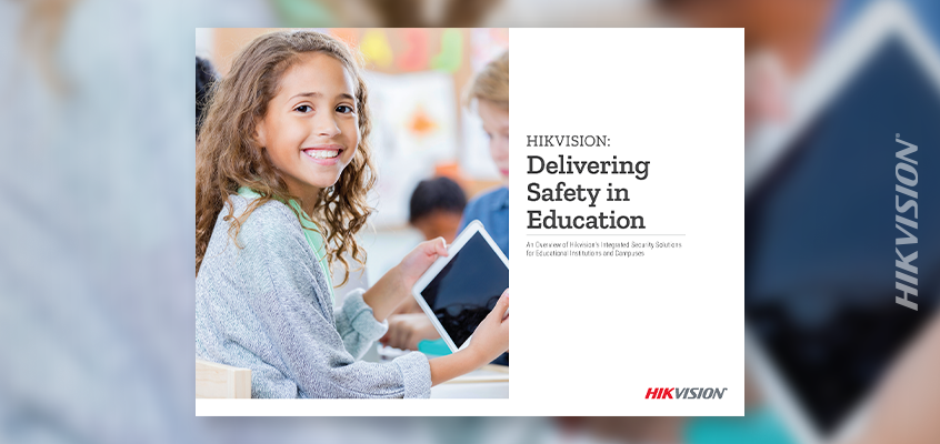 Hikvision HikWire blog article education vertical brochure