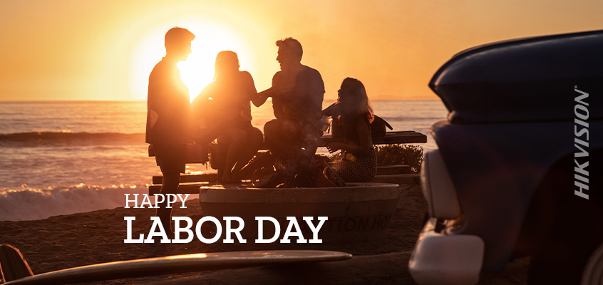 Hikvision HikWire blog article Labor Day 2019