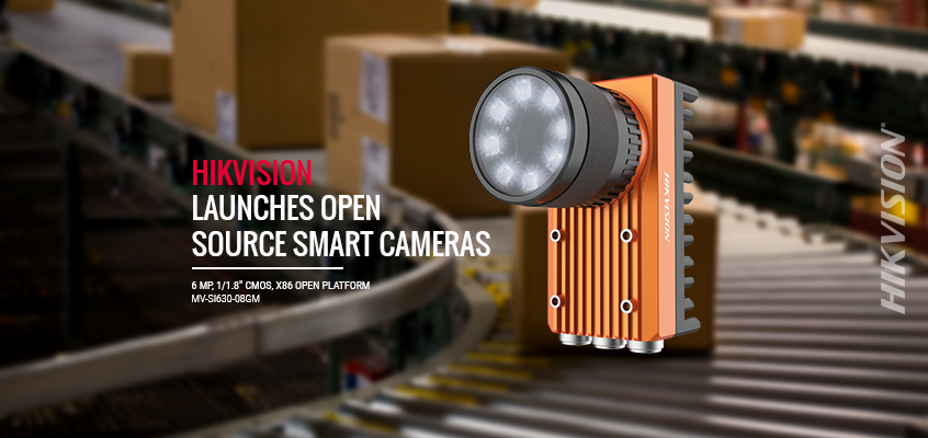Hikvision Launches Open Source Smart Cameras with Intel x86
