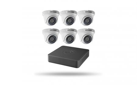 Dvr And Camera Kits Hikvision Canada The World S