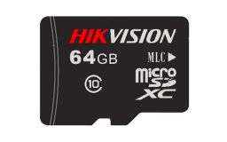 DS-UTFXXGI-H1 MICROSD CARDS 64GB