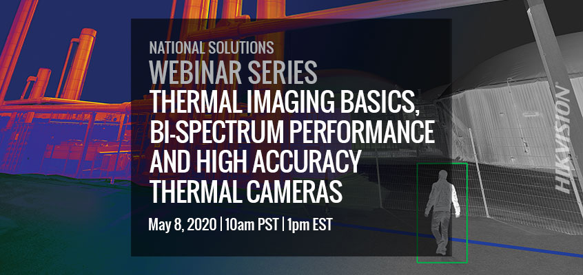 Hikvision HikWire blog article Webinar on Hikvision Solutions for Thermal Products